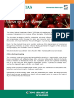 Coronavirus and Food Hygiene