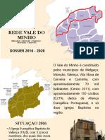 DOSSIER REDE VALE DO MINHO-Portugal