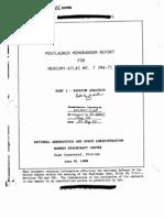 MA07 Post Launch Memorandum