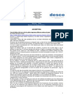 Noticias 22 de febrero RWI - DESCO