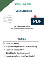 02.2 Use Case Modeling