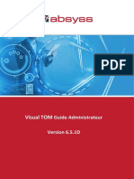 Visual TOM Guide administrateur