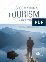 Transformational tourism  tourist perspectives by Yvette Reisinger