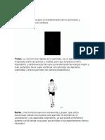 guia de ejercicios aerobicos y anaerobicos