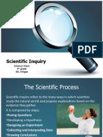 Scientific Inquiry 9th