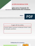 5A-XCC2 El resumen