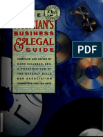 Halloran (Ed.)-Musician's Business & Legal Guide