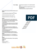 Série d'exercices - Math Arithmétique - 2ème Sciences (2011-2012) Mr Abderrazek BERREZIG