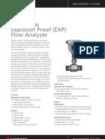 NuFlo. MC-II. Plus EXP Flow Analyzer