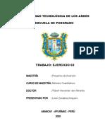 EJERCICIO N° 03