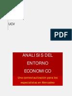 Programa del entorno economico