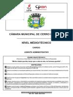 Agente_administrativo Cerro Corá