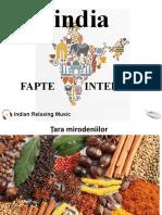 India-fapte interesante