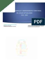 Pdot Provincia Azuay 2015 2030