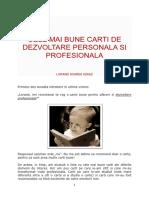 Idoc.pub Cele Mai Bune Carti de Dezvoltare Personala Si Profesionala Lorand Soares Szasz