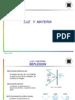 Luz Materia Magnitudes