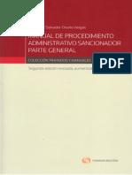 Manual de Procedimiento Administrativo Sancionador