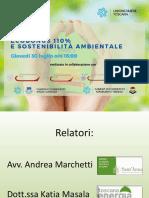 Ecobonus 110% e Sostenibilità Ambientale Interventi Agevolati, Requisiti Tecnici e Cessione