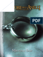 [GIRSA 3e ITA] Il signore degli anelli - gioco di ruolo - manuale base