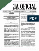 GO 6015 Ley Orgánica Del Poder Público Municipal