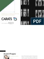 Etude Carats Idfi