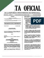 GO 5662 Reglamento de La Ley de Impuesto Sobre La Renta