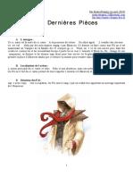 A2 - Les Dernieres Pièces