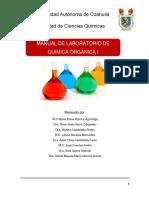 Manual Lab de Quim Org I