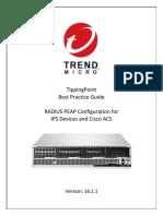Bpg Radius Peap and Cisco Acs