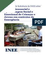 Apoio Psicossocial e Aprendizagem Socioemocional de Crianças e Jovens em Contextos de Emergência - INEE_PSS-SEL_Background_Paper_POR_v5.3a