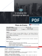 Aula 01 - Introdução comércio internacional