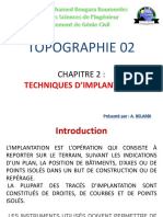 Chap 6 - Techniques Dimplantation