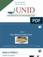 091120 Clase 3 Unid Tesis Marco Teorico