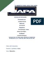 trabajo de psicopatologia ANATALIA ALMONTE 12
