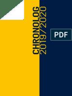 Breitling - Chronolog 2019-2020