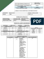 FORMATO REPORTE ACADÉMICO Y DE SEGUIMIENTO DE CLASES PERSONALIZADAS MARIA JOSE 18