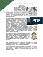 CAPITULO II y III Codigo de Salud de Guatemala