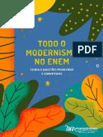 Todo Modernismo no Enem