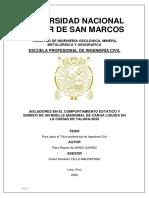 PROYECTO TESIS - AISLADORES EN EL COMPORTAMIENTO ESTATICO Y SISMICO DE MUELLE DE UN MUEBLE MARGINAL DE CARGA LIQUIDA EN LA CIUDAD DE TALARA