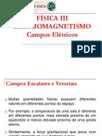 Cap. 2 - Campos Elétricos