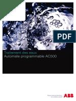 Application Sans Fil ABB - Ac500 Xc