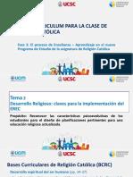Desarrollo religioso