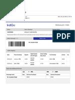 Gmail - Your IndiGo Itinerary - TI29MS