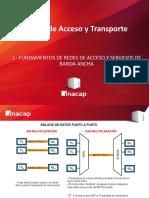 7.- Fundamentos de Redes de Acceso y Servicios de Banda Ancha