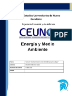 Tarea enegia y medio ambiente