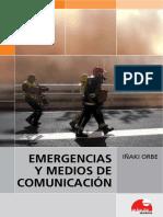 MEDIOS DE COMUNICACION Y EMERGENCIAS