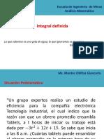 Sesion 11-Integral Definida