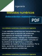 Archivo 3 Metodos Numericos