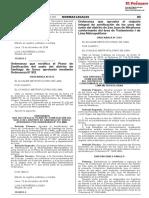 Ordenanza Que Aprueba El Reajuste Integral de Zonificacion d Ordenanza No 2144 1724551 4