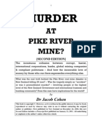 Murder at Pike River Mine